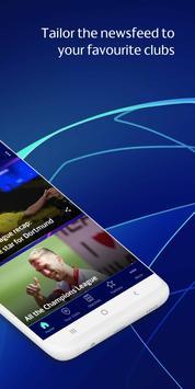 UEFA Champions League football: live scores & news 截图 1
