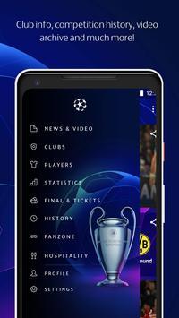 UEFA Champions League screenshot 3