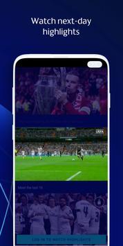 UEFA Champions League football: live scores & news screenshot 3