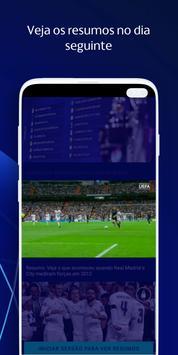 Futebol da Champions League: resultados e notícias imagem de tela 3