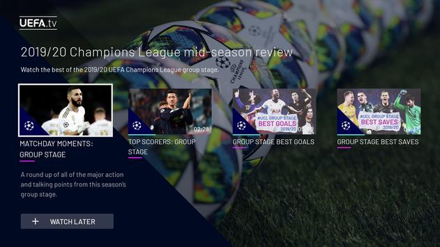 UEFA.tv screenshot 2