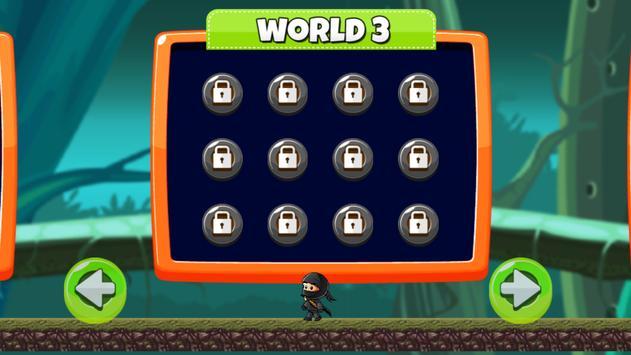 Ninja Kid vs Zombies screenshot 4