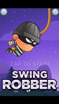 Swing Robber poster