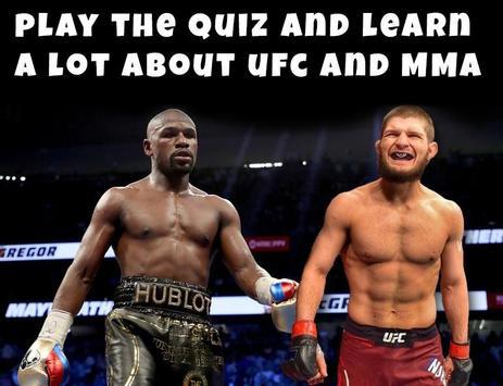 Khabib vs Mayweather MMA Quiz screenshot 2