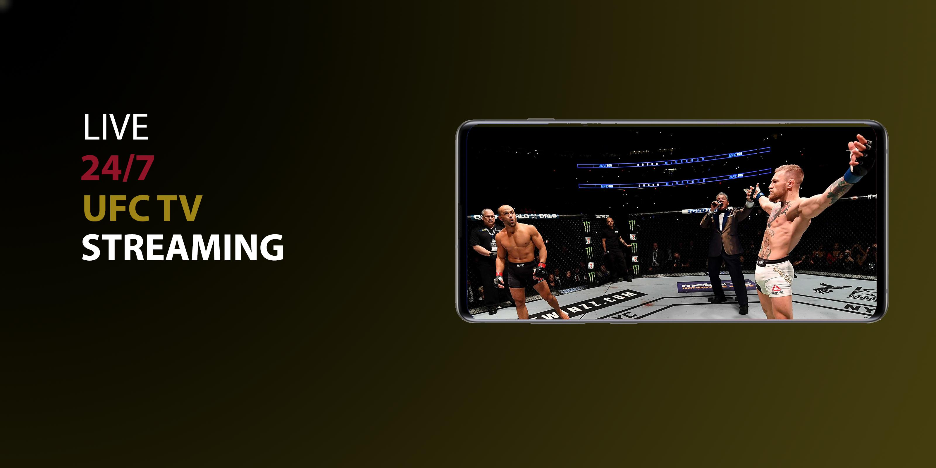 Boxing Live Streaming Free In Hd Ufc Live Pour Android Telechargez L Apk