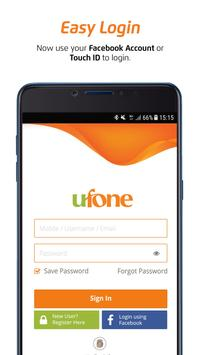My Ufone poster