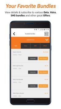 My Ufone screenshot 3