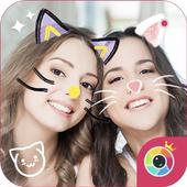 ikon Sweet Snap - Editor kamera effect, kelinci stiker