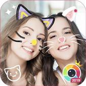 Sweet Face Camera - live filter, Selfie photo edit icon