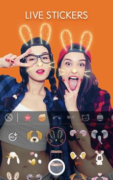 Sweet Face Camera - Selfie Camera & Beauty Filter screenshot 1