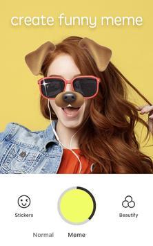 Sweet Snap - Editor kamera effect, kelinci stiker screenshot 4