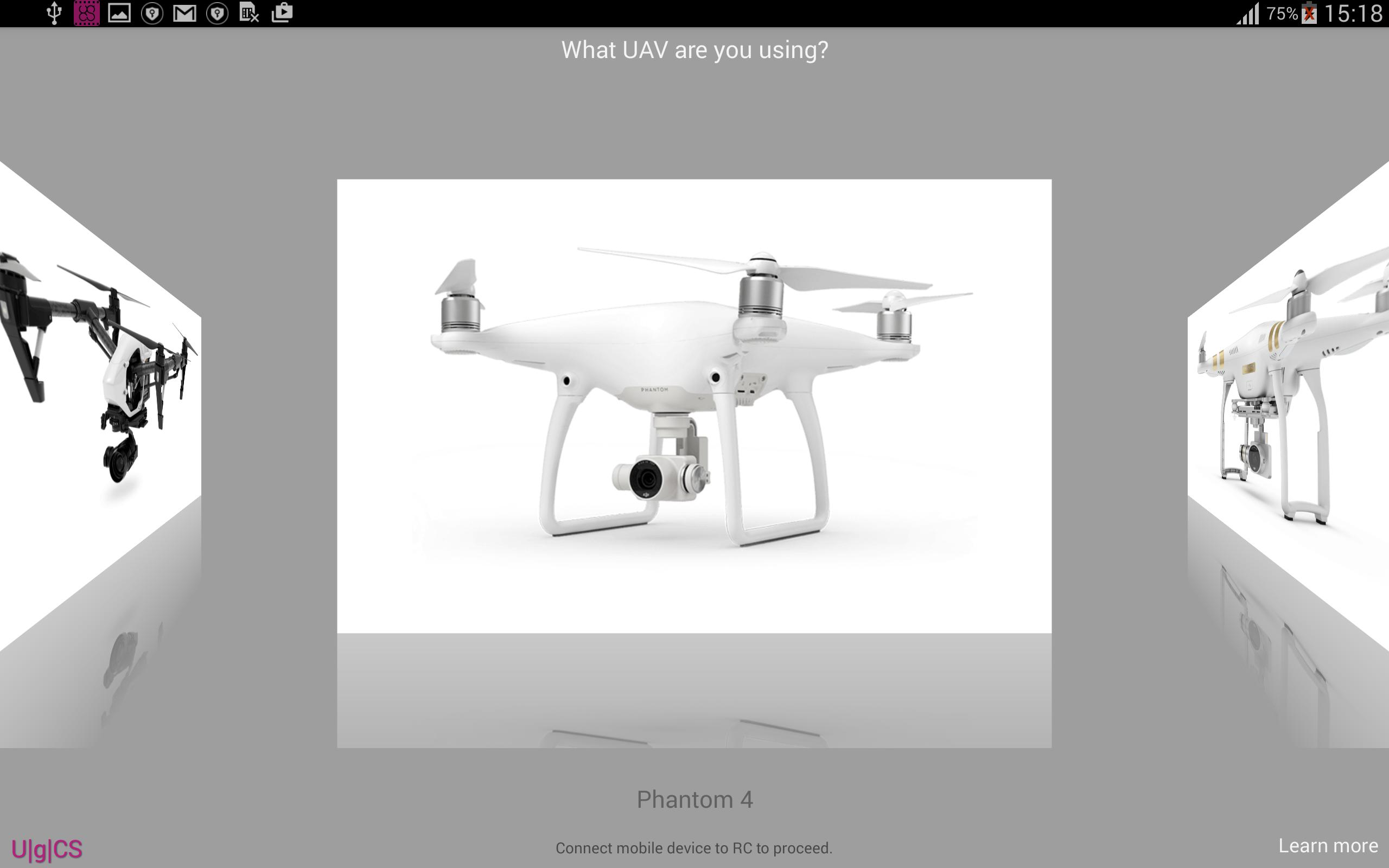 UgCS for DJI for Android - APK Download