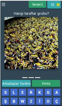 Hangi Taraftar Grubu : Futbol screenshot 2
