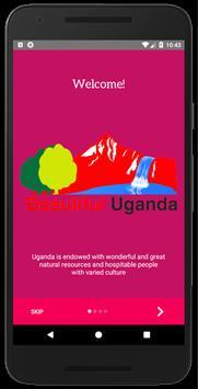 Beautiful Uganda poster