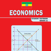 Economics Grade 11 Textbook for Ethiopia icono