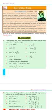 Mathematics Grade 12 Textbook for Ethiopia Grade12 captura de pantalla 10