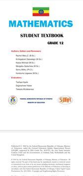 Mathematics Grade 12 Textbook for Ethiopia Grade12 captura de pantalla 15
