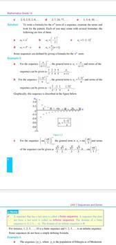 Mathematics Grade 12 Textbook for Ethiopia Grade12 captura de pantalla 19