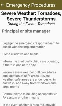 UGDSB Emergency Response Plan ảnh chụp màn hình 1