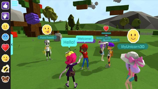 Q.U.I.R.K- Build Your Own Games & Fantasy World скриншот 6