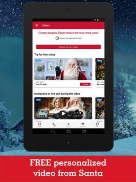 PNP–Portable North Pole™ Calls & Videos from Santa screenshot 7