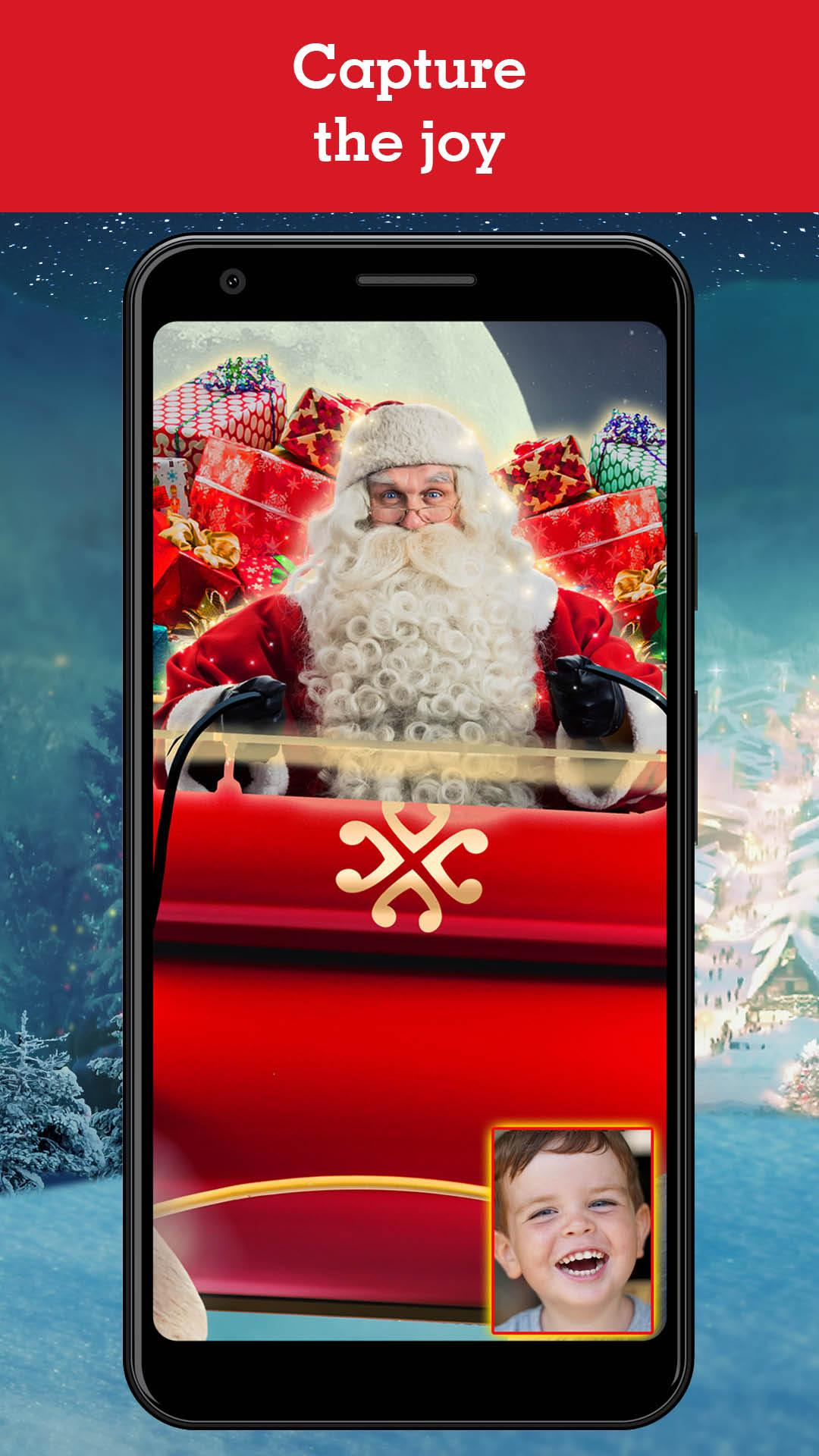 Pnp Santa Christmas Message 2021 Pnp Portable North Pole Calls Videos From Santa For Android Apk Download