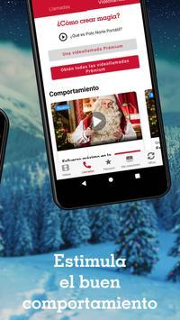 PNP–Polo Norte Portátil™ Llamadas/videos de Santa captura de pantalla 4