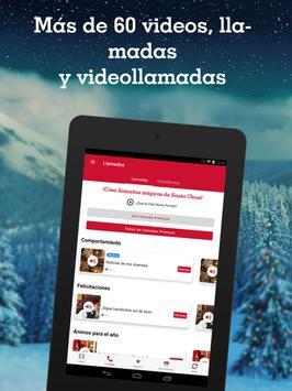 PNP–Polo Norte Portátil™ Llamadas/videos de Santa captura de pantalla 19