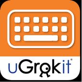 Grok Keyboard icon