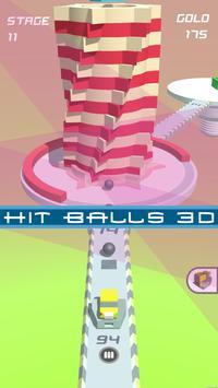 Hit Balls 3D screenshot 3