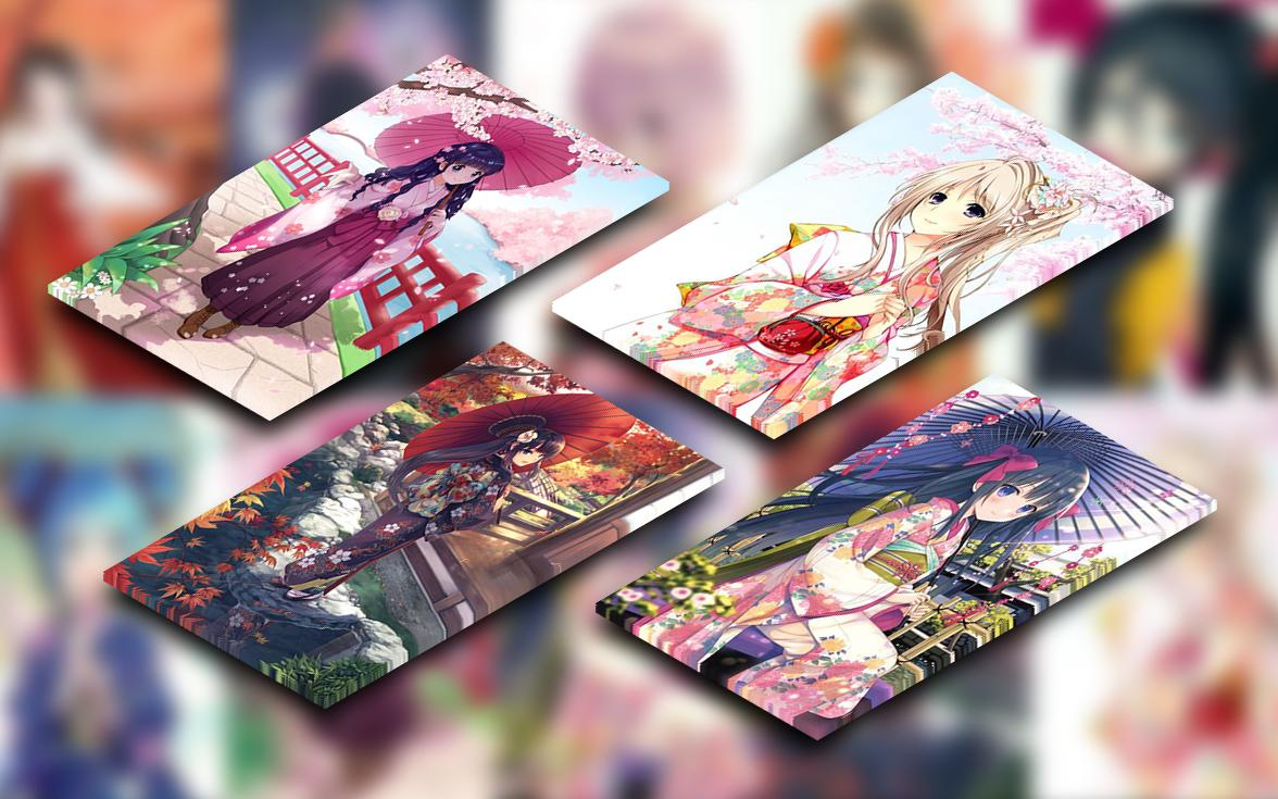 Japanese Kimono Wallpaper For Android Apk Download
