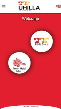 Uhilla poster