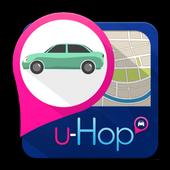 FleetShare Driver U-HOP icon