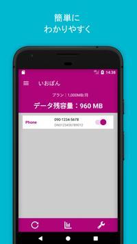 クーポンスイッチ for イオンSIM(いおぽん) poster