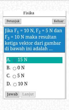 UNBK SMA IPA 2020 (Ujian Nasional) screenshot 2