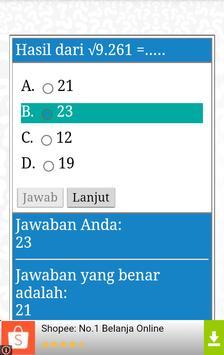 USBN SD 2020 (Ujian Nasional SD) screenshot 8