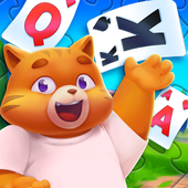 Puzzle Solitaire - Tripeaks Escape with Friends icon