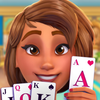 Solitaire Story - Ava's Manor: Tripeaks Card Game आइकन