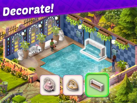 Solitaire Story - Ava's Manor: Tripeaks Card Game screenshot 14