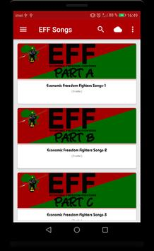 E.F.F Songs - Mp3 poster