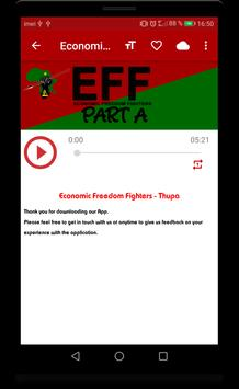 E.F.F Songs - Mp3 screenshot 3