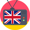 UK TV & Radio 圖標