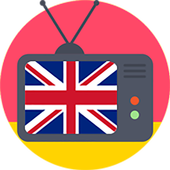 UK TV & Radio-icoon