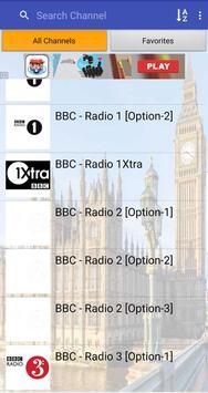 UK TV & Radio screenshot 3