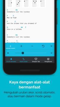 Tab & Akor Ukulele screenshot 1