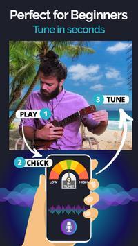 Ukulele Tuner Pocket - Pitch Perfect Uke Tuner App screenshot 2