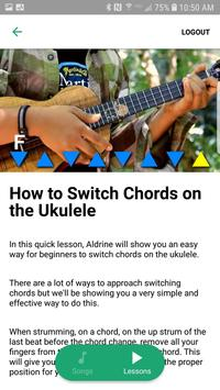 Ukulele screenshot 2