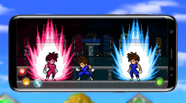 Ultimate Warriors Hero Battles screenshot 4