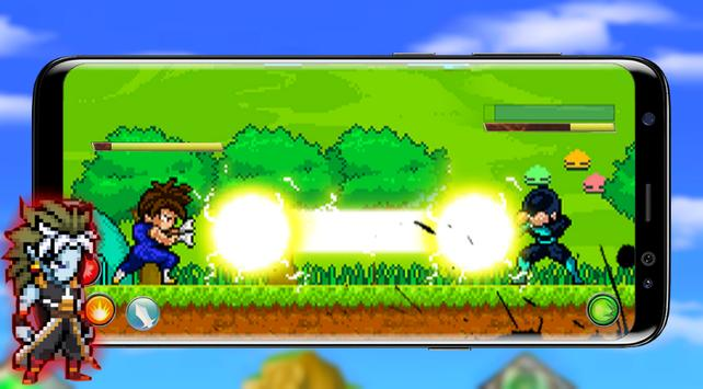 Ultimate Warriors Hero Battles screenshot 2