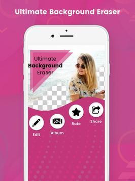 Ultimate Background Eraser screenshot 1